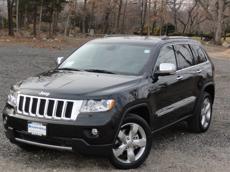 video car review 2012 jeep grand cherokee overland edition johnston ri patch. Black Bedroom Furniture Sets. Home Design Ideas