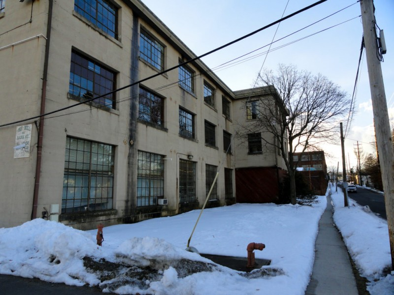 New Developer Eyes Former Hightstown Rug Mill East