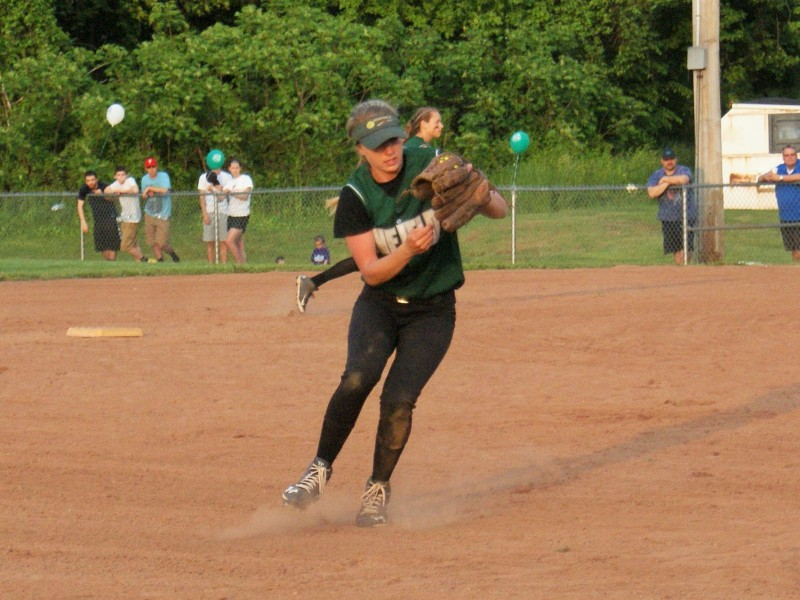 Enfield Knocks Fermi Out Of Softball Tournament Berth
