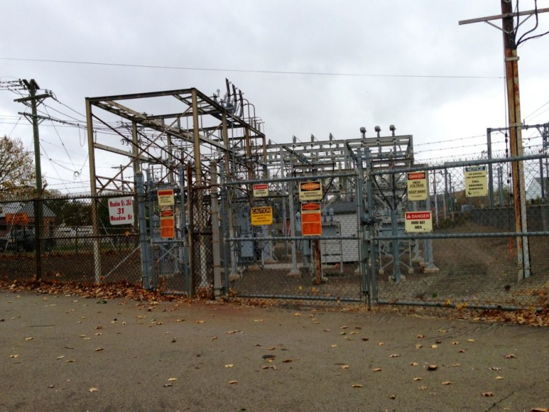 ... UPDATE: Connecticut Light And Power Evaluating Branford Substations 0  ...