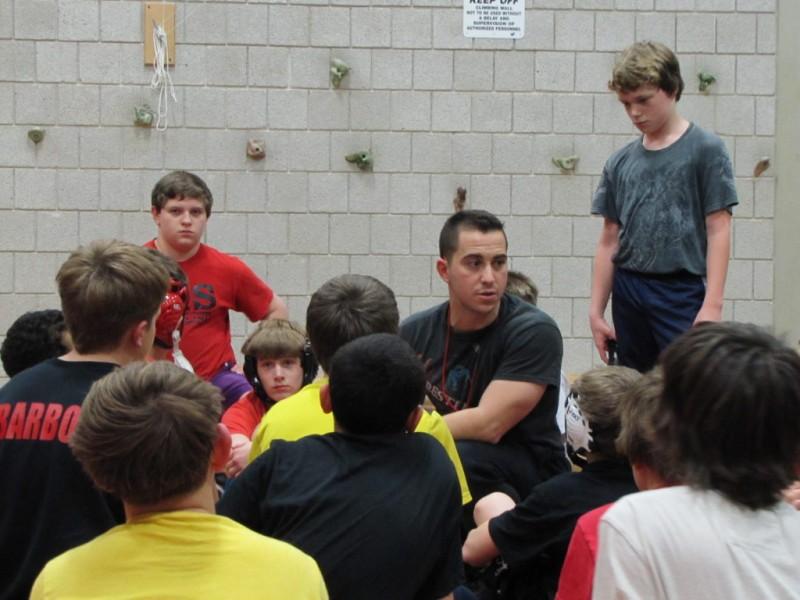 Tom Ermini Coaches WIS Wrestling to Success | Branford, CT ...