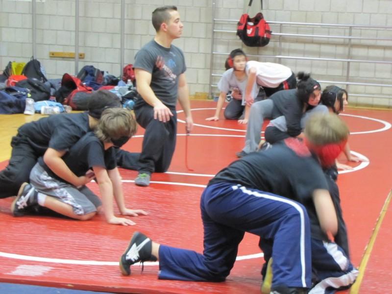 Milford Teacher Tom Ermini Coaches Wrestling to Success ...