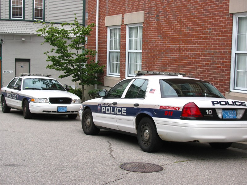 Newport Police Log: Naked Man Allegedly Ran into Street, Jumped on ...