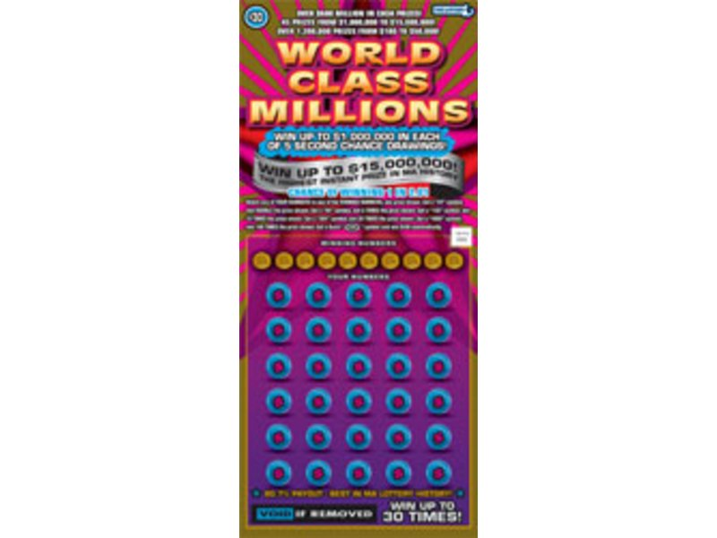 mass lottery instant ticket a bad deal arlington ma patch. Black Bedroom Furniture Sets. Home Design Ideas