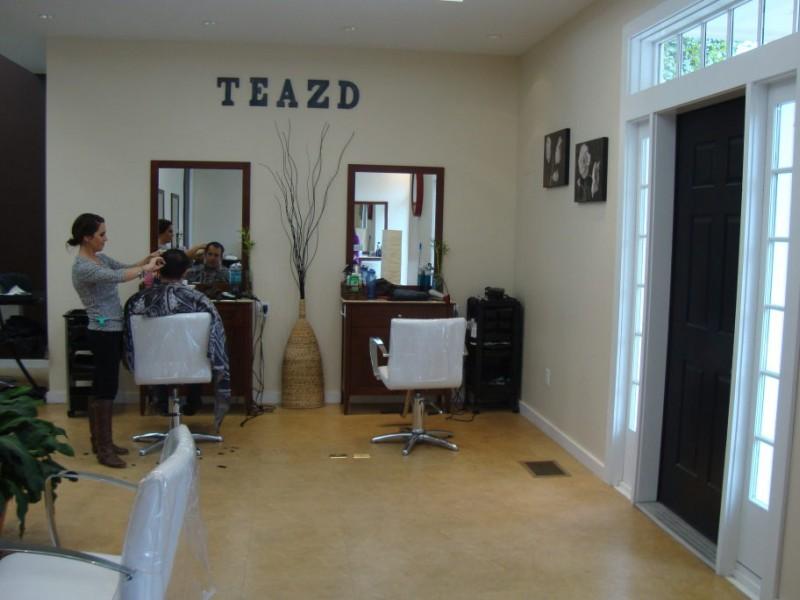 Teazd Hair Salon Expands Space Avon Ct Patch