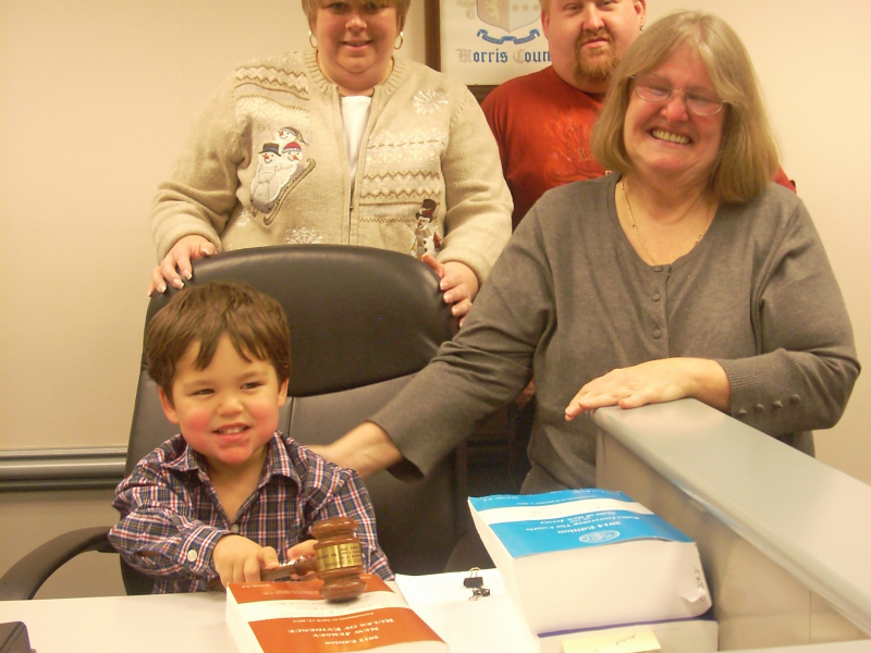 12 New Families Forged on National Adoption Day