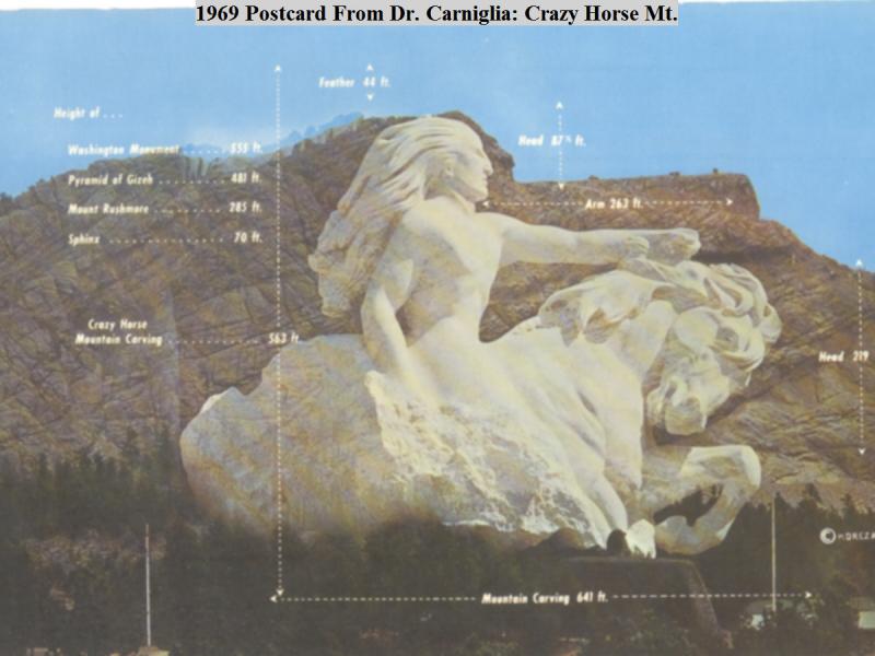 Sculptor Of Crazy Horse Mountain: The Connecticut