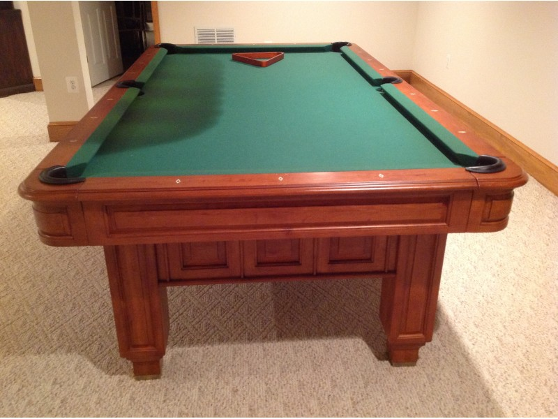 Pool Table For Sale Manassas VA Patch - Thomas aaron pool table