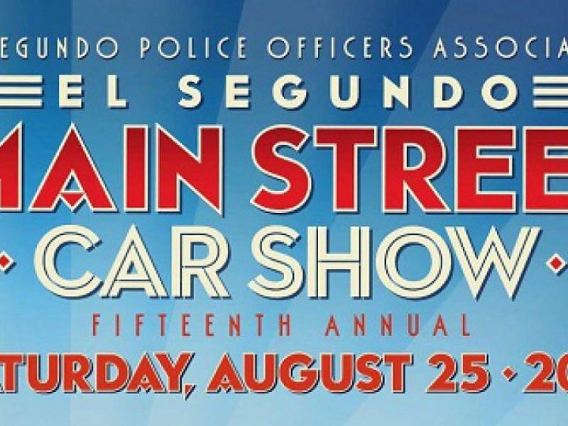 El Segundo Th Annual Main Street Car Show Redondo Beach CA Patch - El segundo car show
