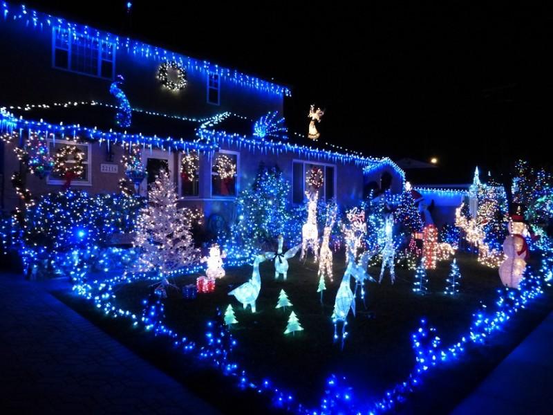 Sleepy Hollow Christmas Lights