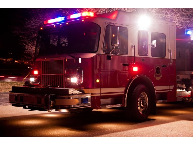 Fire At Marietta Mobile Home Park Kills One