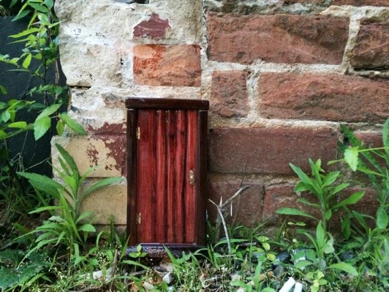 Tiny Doors Hidden Across Decatur; Can You Find Them All? & Tiny Doors Hidden Across Decatur; Can You Find Them All? | Decatur ...