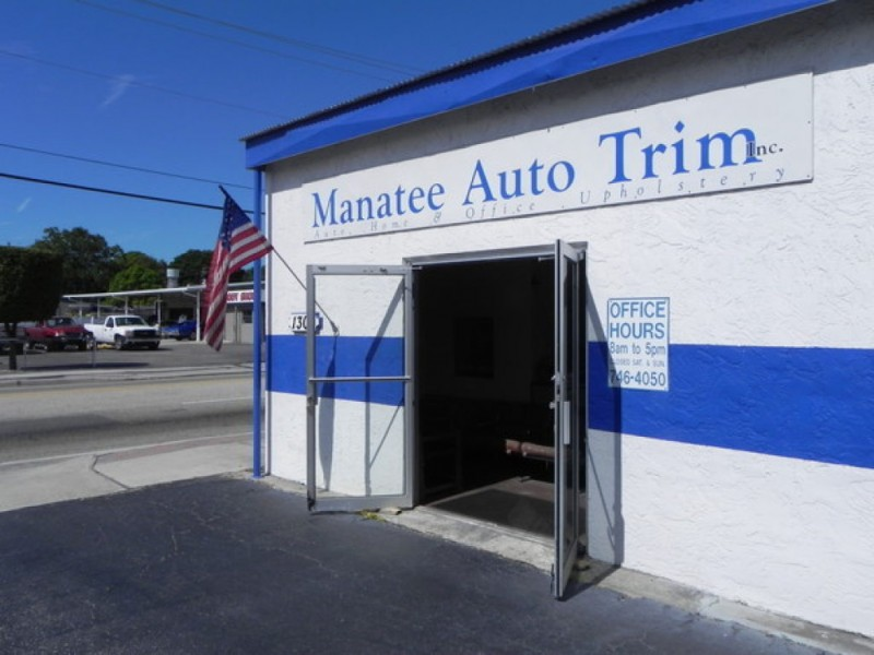 Manatee Auto Trim Owner Specializes In Old School Craft