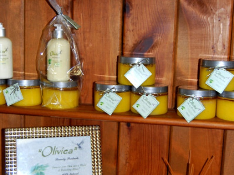 oliviea beauty products are natural and locally crafted