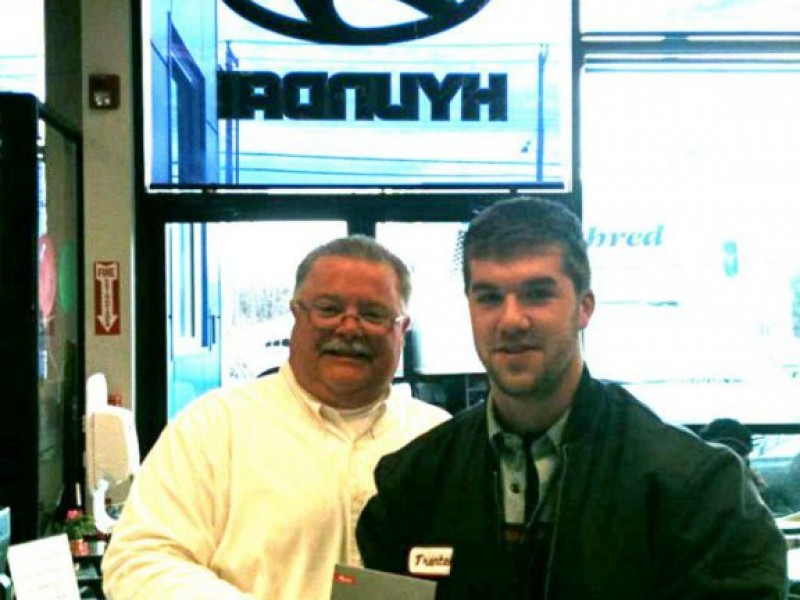 Key Hyundai Of Milford Pays Big Bucks To Local High School Students |  Milford, CT Patch