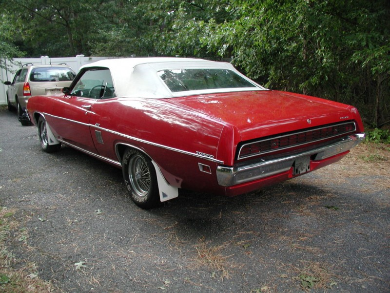 1970 Ford Torino Gt Convertible S Performance Midsize Marvel Port Jefferson Ny Patch