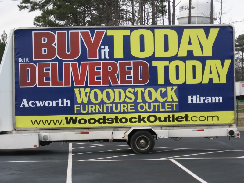 ... Small Business Qu0026A: Woodstock Furniture Outlet  ...