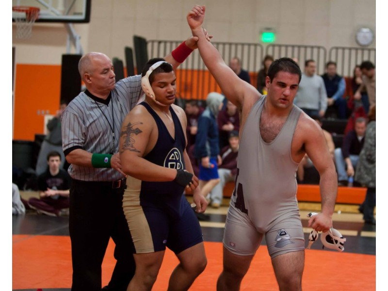 Tashjy And Peacock Take Home Dcl Wrestling Crowns For Westford Westford Ma Patch