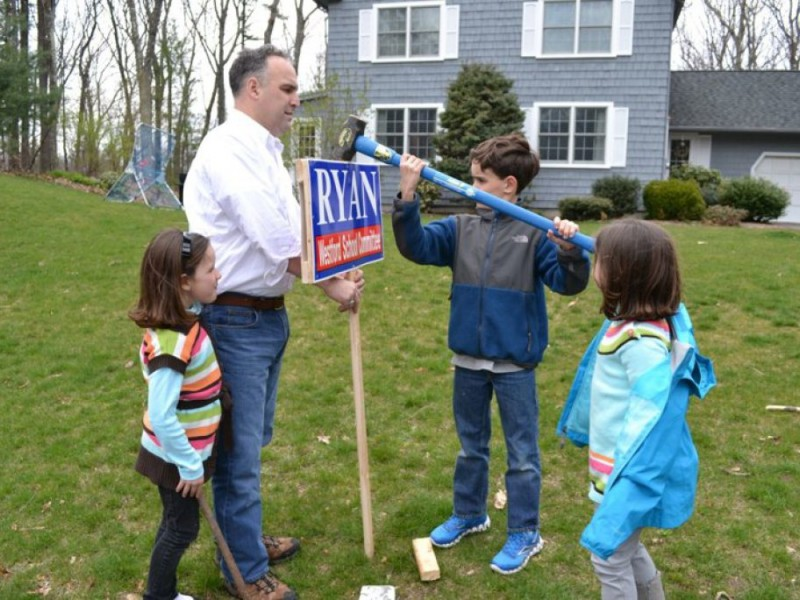 Q&A With Westford's Next School Committee Member:Terence Ryan