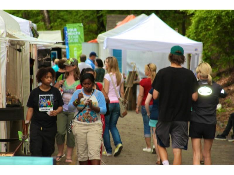 Chastain park spring arts crafts festival 2015 athens for Car craft athens ga