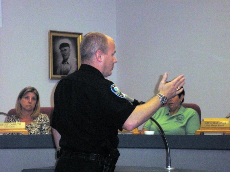 Gulfport Fl City Council Meeting