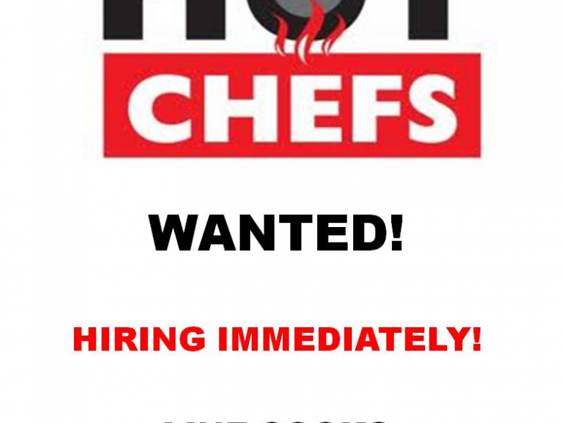 Image result for chef hiring