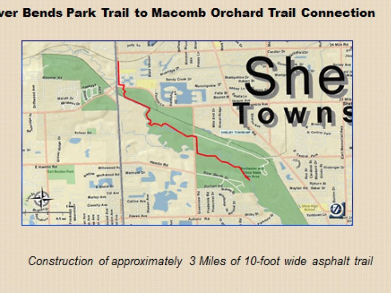 River Bends May Connect to Macomb Orchard