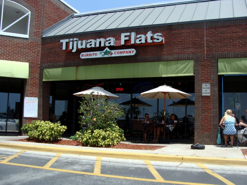 Moms eat free for Mother's Day @ Tijuana Flats! (5/13) Moms eat free for Mother's Day! This Sunday, May 13th, say thank you to Mom with a free entree.