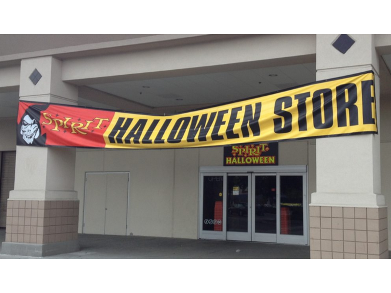 spirit halloween store opens its doors in brandon area brandon fl patch