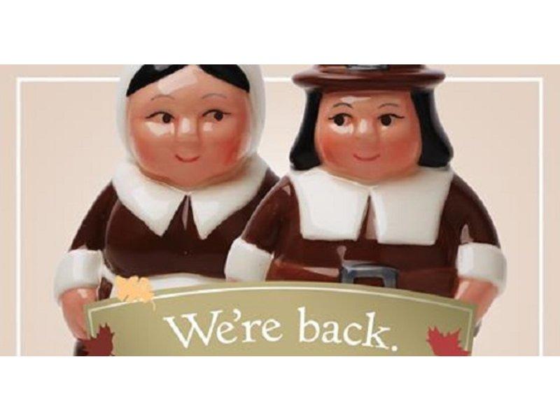 publix pilgrims return for the holidays - Publix Christmas Commercial