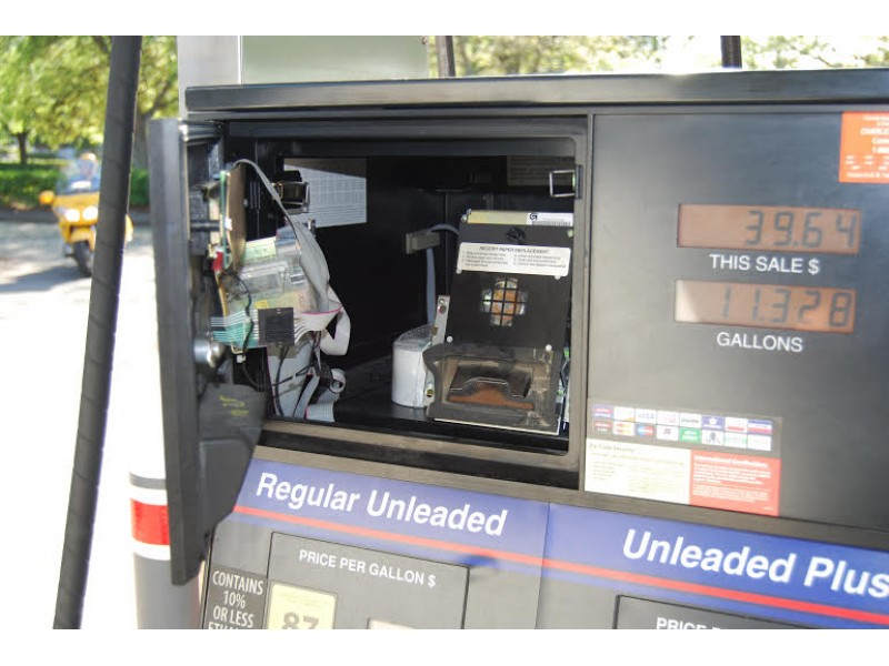 more credit card skimmers found at bay area gas pumps land o 39 lakes fl patch. Black Bedroom Furniture Sets. Home Design Ideas