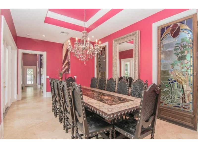 Photos: Florida\'s Infamous \'Stripper School\' Mansion on the Market ...
