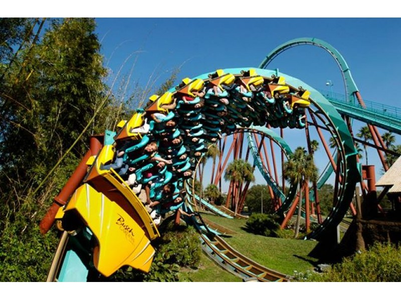 Busch Gardens Raises Ticket Prices Slightly