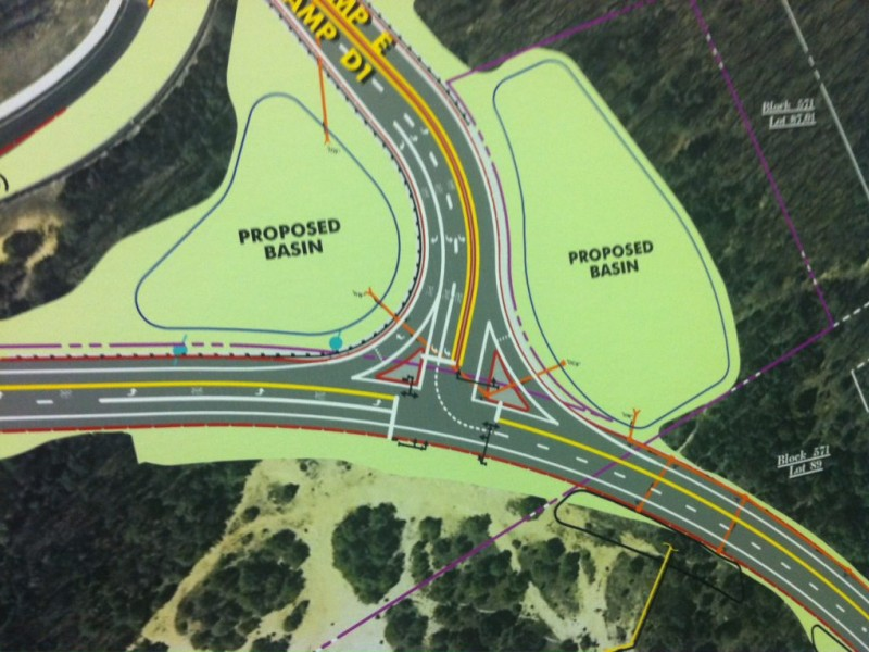 Photos Maps Of Parkway Plans For Miles 83 To 100 Toms River Nj Patch