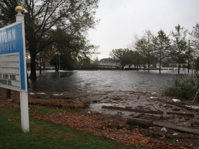 Photos Damage Around Toms River N J From Hurricane Sandy Crystal Lake Il Patch