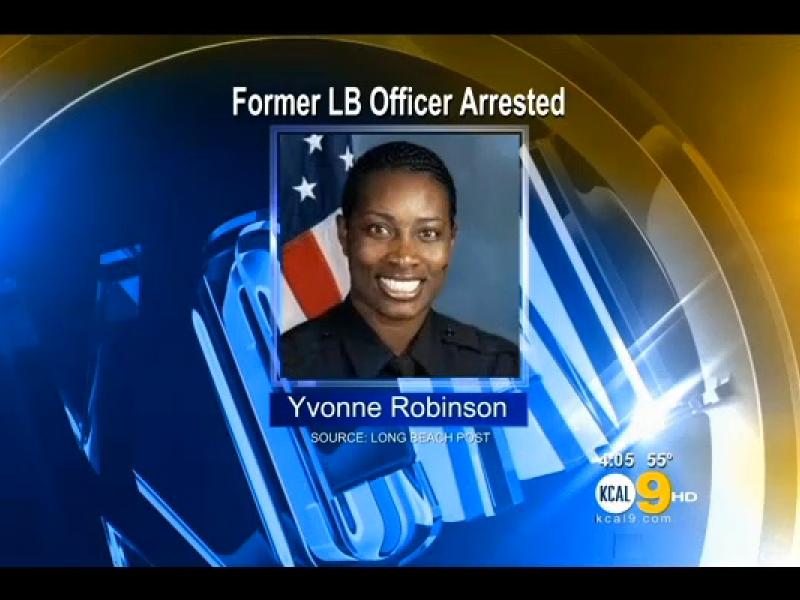 Former Long Beach Officer Scheduled To Enter Plea Long