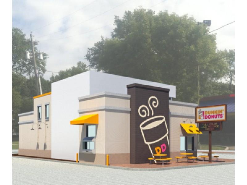 Dunkin donuts kent ohio