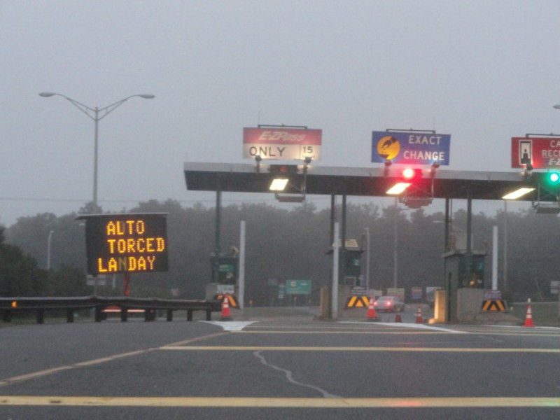 Round Trip From Philadelphia Will Cost In Tolls In 2012 Ocean City Nj Patch