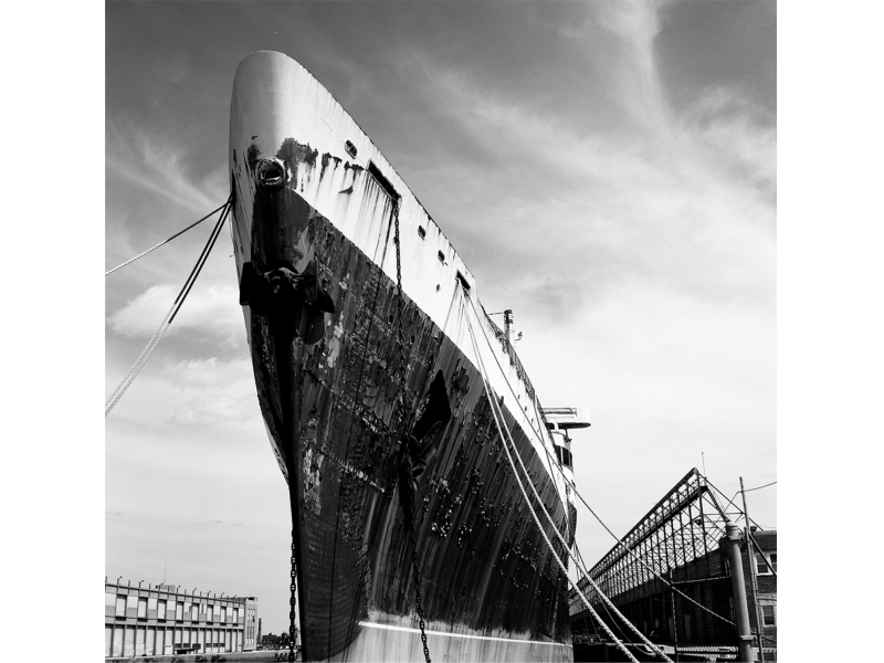 Arts Center Exhibit to Pay Tribute to SS United States
