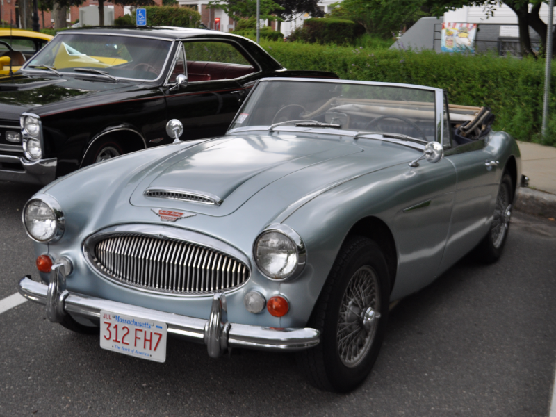 Sweet Rides on Display at Classic Car Show in Stoneham   Stoneham ...