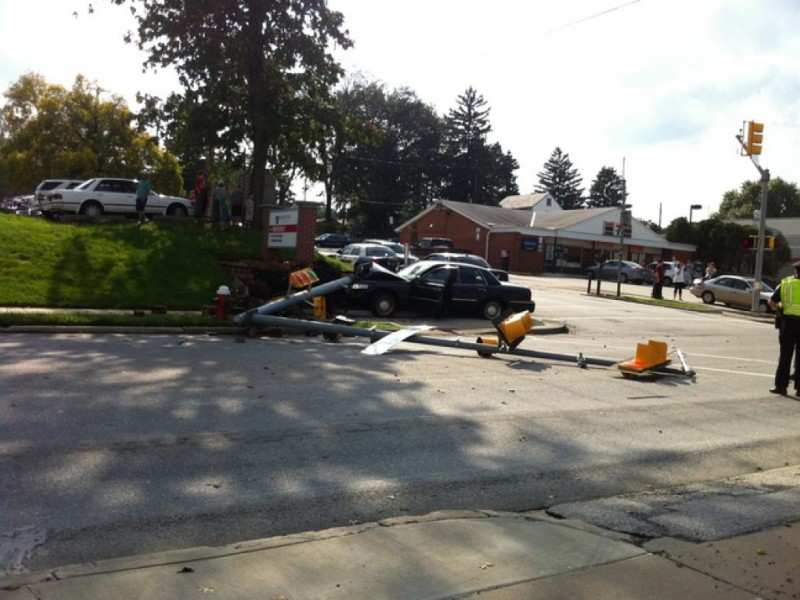 Newtown Pa Car Accident