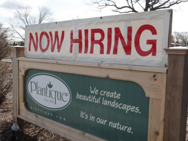 signs of spring plantique is hiring upper macungie pa patch
