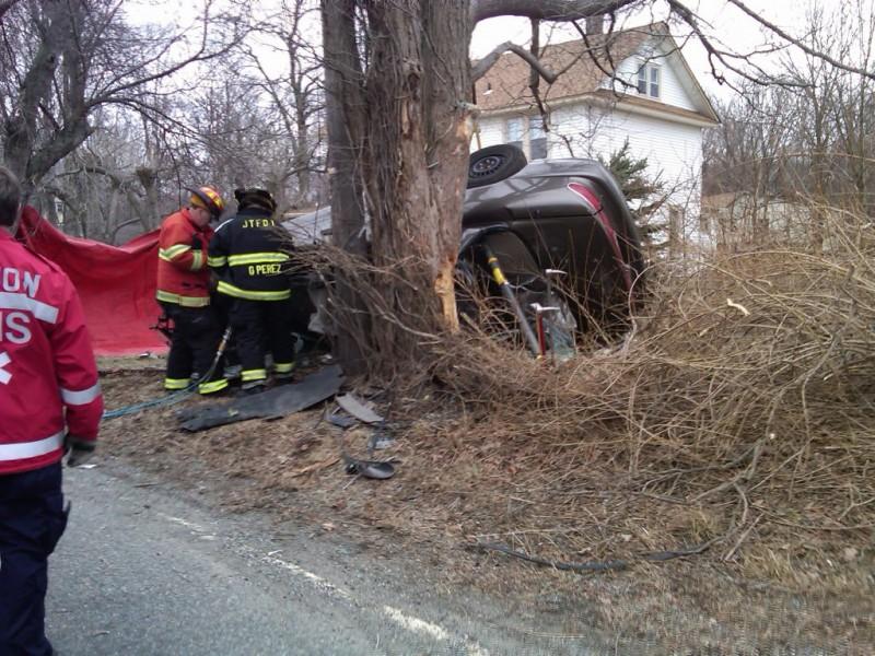 Jefferson Township Nj Car Accident