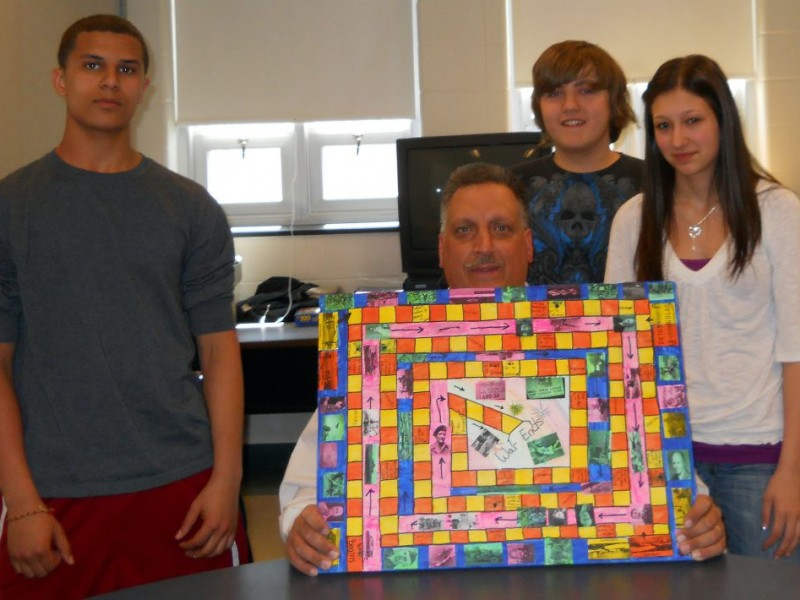 World War Ii Becomes A Board Game At High School Jefferson Nj Patch