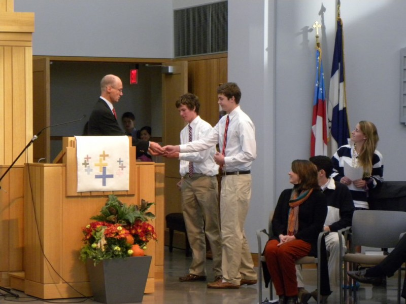 Episcopal academy rowers receive recognition for - Mostardi s newtown square garden ...