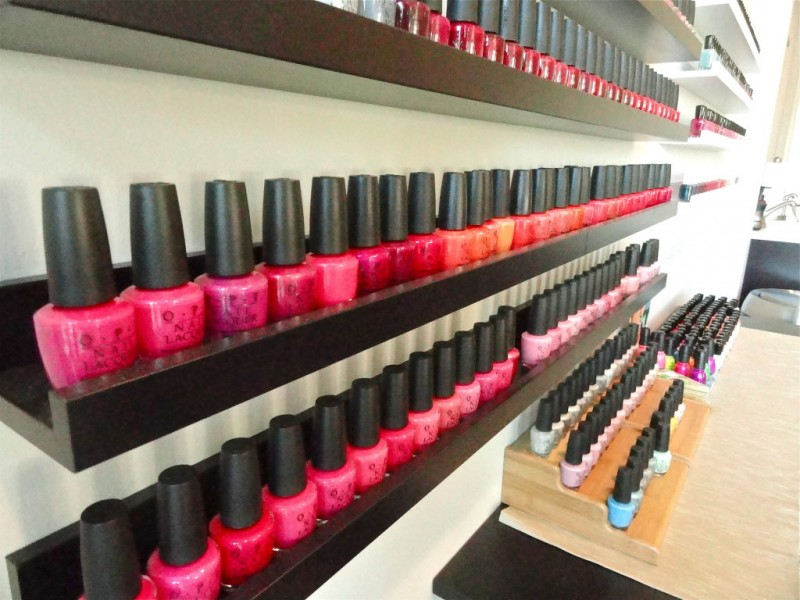 The Nail Bar: Bringing Manis/Pedis To a Whole \'Nother Level | Marple ...