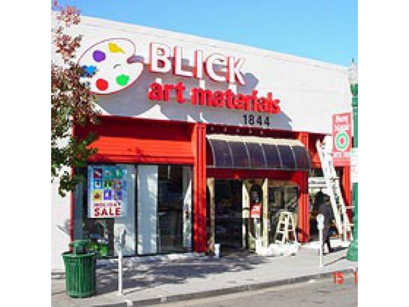 Blick Art Materials to Open New Matting and Framing Department ...