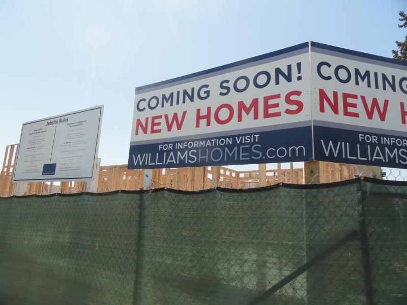 New Homes Under Construction In Monrovia Monrovia Ca Patch