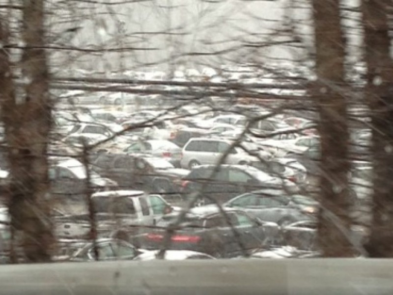Salvage Yard Filled With Sandy Damaged Cars   Montville, NJ Patch