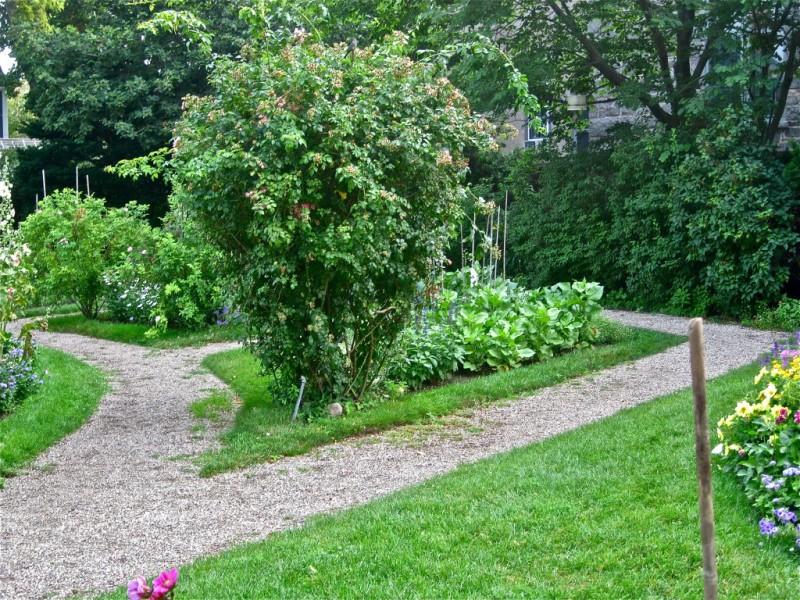 Hidden Gem: Ropes Mansion Garden | Salem, MA Patch